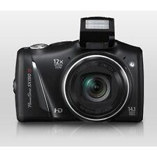 Canon POWERSHOT SX150 IS 14.1MP Fotocamera Digitale-Nero/RRP £ 199