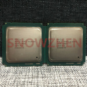 Matching pair Intel Xeon E5-2696 V2 CPU 12-Core 2.5GHz SR19G LGA-2011 Processor