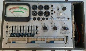 PRECISION MODEL 660 Valve/Tube Tester