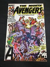 Avengers # 250 Marvel Comics 1984 Iron Man Vision West Coast Team Up VF