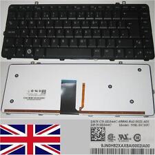 Clavier Qwerty UK DELL 15 1535 1536 1537 NSK-DC10U 9J.N0H82.XAX, 0D344C Noir