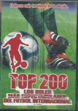 TOP 200 LOS GOLES MAS ESPECTACULARES DE FUTBOL INTERNACIONAL NEW DVD