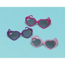 MAGICAL UNICORN SUNGLASSES (6) ~ Birthday Party Supplies Plastic Novelty Favors
