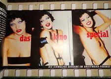 Vtg MAX 8/1997 Milla Jovovich Ellen von Unwerth Peter Lindbergh Nadja Auermann