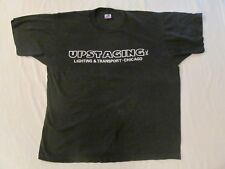 1991 The Cult Ceremonial Stomp Black Shirt-Not Sold To Public