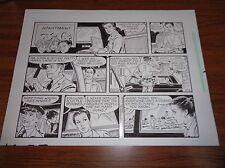 Original Art Apartment 3-G Frank Bolle Sunday Strips (x2) 2004,07 (FB-MISC-066)