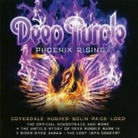 "DEEP PURPLE ""PHOENIX RISING"" CD+DVD NEW!"