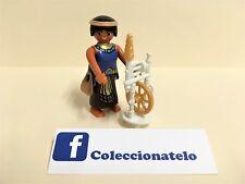 Playmobil FIGURA MUJER HILANDERA   Belen - Nacimiento - Roma   5588    #1861