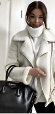 Zara White Aviator Brand New