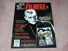 FILMFAX # 7, Boris Karloff, Lionel Atwill, Robert Wise The Haunting, 4E Ackerman