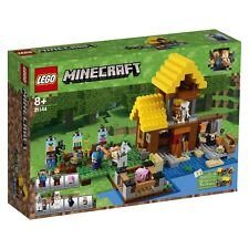 LEGO ® Minecraft ™ 21144 Fattoria Casetta NUOVO OVP _ The Farm COTTAGE NEW MISB NRFB