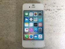 Apple iPhone 4 Smartphone - 6GB - White (O2) A1332 (GSM)