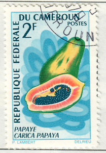 Cameroon - 1967 Fruits