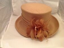 Ladies Hat Giovannio England Top Hat Possibly the Emma B Collection 2012????