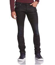 G Star Defend Super Slim Stretch Jeans in DK Aged Slander Denim, Size W34/L34