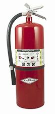 Dry Chemical Fire Extinguisher for All Types of Fire w/ Wall Bracket (20lb)