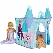 Disney Frozen Castle Playhouse Pop Up Role Play Tent Gift Girls Toys Princesss