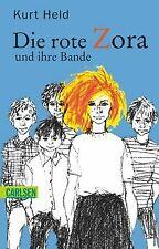 Die rote Zora von Held, Kurt | Buch | Zustand gut