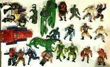 large toy collection Masters of the Universe - He-Man MOTU