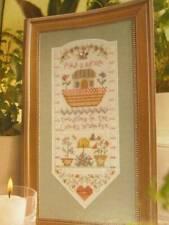 Cross Stitch & Needlework Magazine May 2008-Noah's Garden/B&W Roses/Monet's Give