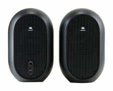 "JBL 104 (Pair) 60w 4.5"" Active Powered Desktop Speaker Monitor System"