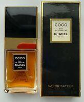 Chanel COCO 35 ml eau de parfum spray 1.2 fl oz VINTAGE