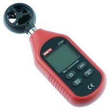 UT363 Mini Numérique Vent Vitesse Anémomètre Thermomètre Uni-T