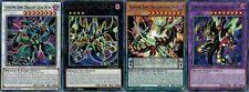 4 Card Supreme King Dragon Clear Wing COTD, Dark Rebellion, Odd-Eyes, Venom Rare