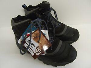 Khombu MENS Fleet Waterproof Winter Boot Shoes Size11M