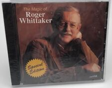 The Magic of Roger Whittaker Special Edition CD (1998 Heartland Music) New