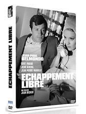 "DVD ""Echappement libre"" Belmondo  NEUF SANS BLISTER"