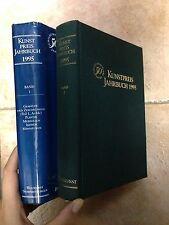 Kunstpreis jahrbuch 1995 2 VOLL. - Antiquitäten, Ostasiatica  antichità arte