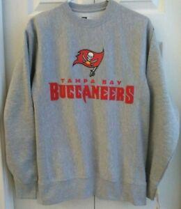 NFL Tampa Bay Buccaneers Sweatshirt   Men's S