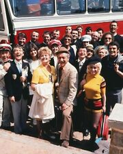 Carry on Abroad [Sid James/Barbara Windsor & Cast] (56195) 8x10 Photo