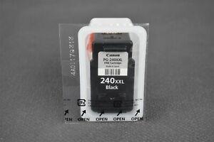 GENUINE Canon PG-240XXL Extra High Capacity Black Ink Cartridge PIXMA iP8750 NEW