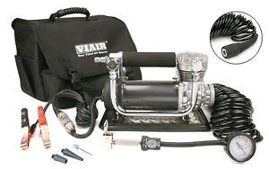 VIAIR 44043 440P Extreme Portable Tire Air Compressor w/ Jump Starter - 12 Volt