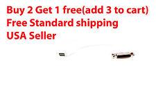 Mini DVI Male to DVI Female Converter adapter apple imac mac book   #101745
