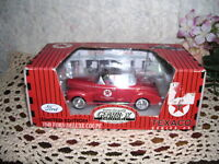 TEXACO FORD DELUXE COUPE CAR 1940 by GEARBOX1997 MIB