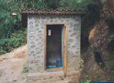 Sanitation Pit Latrines 20 Books CD Rural Hygiene Septic Tank Toilet Plumbing
