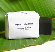 All Natural Tepezcohuite Soap SLS Free Made in USA