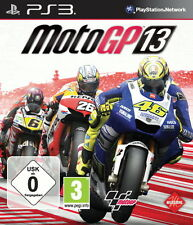 Sony PS3 Playstation 3 Spiel Moto GP 2013 MotoGP 13 MotoGB13 Rennspiel DEUTSCH N