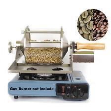 Home Coffee Bean Roaster, Coffee Roasting Machine Using Gas Burner 400 grams