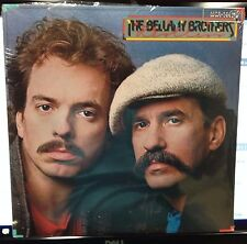 """Bellamy Brothers Restless 12"""" LP MCA 1441 Country 1984 Factory Sealed Mint"""