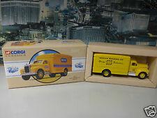 Corgi Mack B Series Van COA #7802 {Breyer}