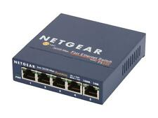 NETGEAR ProSAFE 5-Port Fast Ethernet Switch~FS105 (Brand New)