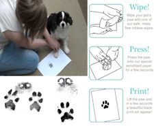 Inkless kits for Paw Prints- Cats, Dogs, Hamsters, Birds & so on