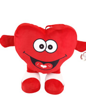 Soft Toy San Valentino Gift Idea Love Heart Love Him & Her Ti Amo Teddy Bear