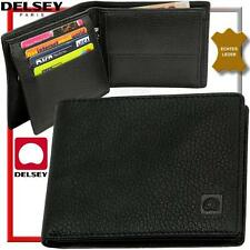 Delsey Paris Men's Purse Gift Box Box Wallet Purse Wallet