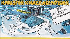 KNUSPER-KNACK-ABENTEUER Die Freunde und das unheimliche Schloss Piccolo Werbe