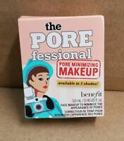 BENEFIT the POREfessional Pore Minimizing Makeup Deluxe Sample in 01 NEW!!